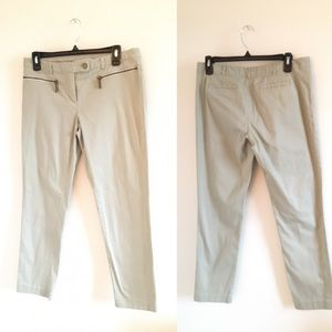 Michael Kors Tan Chino Pants-Sz 6